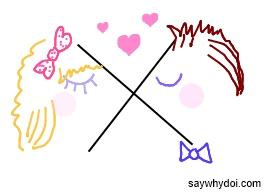 x kisses